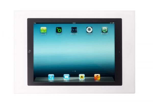 Frame iPad Mini 1/2/3 white